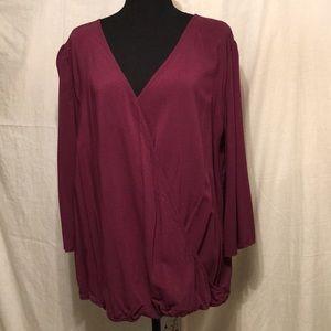 Faded glory blouse